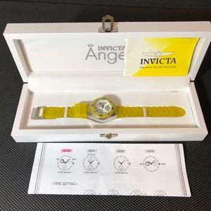 Invicta Angel 0700 Watch Silicone